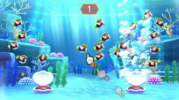 Cheep Cheep Check, from Mario Party 10.
