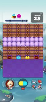 Stage 751 from Dr. Mario World