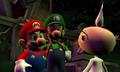 E Gadd with Mario Bros. LMDM.png