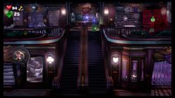 The Hotel Shops from Luigi's Mansion 3.