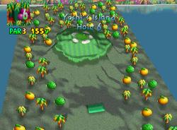 Yoshi's Island hole 6