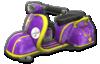 A purple City Tripper.