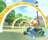 The Baby Rosalina Cup Challenge from the Baby Rosalina Tour of Mario Kart Tour