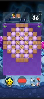 Stage 510 from Dr. Mario World