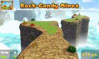 Hole 6 of Rock-Candy Mines (golf course) in Mario Golf: World Tour