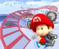 Wii DK Summit T from Mario Kart Tour