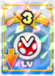 Lowers Piranha Plant enemies' levels by 5.
