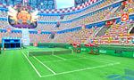 The Mario Stadium Grass Court in Mario Tennis Open