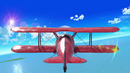Pilotwings stage in Super Smash Bros. Ultimate