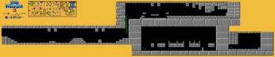 Super Mario Bros. 3 World 2-F Map