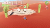 The thirty-third Power Moon of the Sand Kingdom.