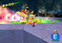 Bowser in Super Mario Sunshine.