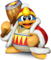 SSB4 - Dedede Artwork.png