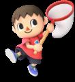 Villager from Super Smash Bros. Ultimate