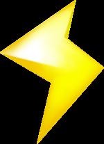 Lightning in Mario Kart 8