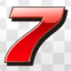 Lucky Seven from Mario Kart 7.