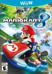North American box art of Mario Kart 8.