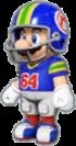 Mario's Football Uniform icon in Mario Kart Live: Home Circuit