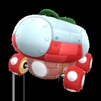 Cheermellow from Mario Kart Tour