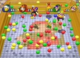 Mosh-Pit Playroom from Mario Party 8