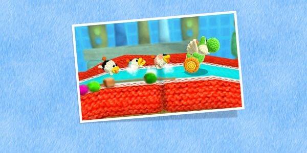 Banner for a Poochy & Yoshi's Woolly World Play Nintendo opinion poll. Original filename: <tt>2x1_PYWWPoll01PoochyPups_v02_QRzu72N.0290fa98.jpg</tt>