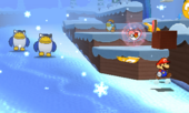 Mario in Ice Flow