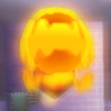 A Lava Bubble from Mario Kart Wii