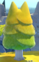 A Tree with cat ears in Super Mario 3D World + Bowser's Fury