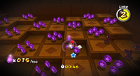 SMG2 Puzzle Plank Purple Coin Shadow Vault.png