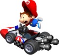 Baby Mario Artwork - Mario Kart Wii.png