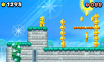Go! Go! Gold Mario Pack; Course 1