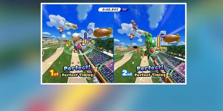 Picture shown with the eleventh question in Mario & Sonic at the Rio 2016 Olympic Games Characters Quiz