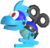 A Zappa Mechakoopa in Super Mario Maker 2