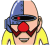 Dr. Crygor Sprite from WarioWare, Inc.: Mega Microgame$!