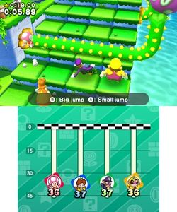 Jump to Conclusion from Mario Party: Star Rush