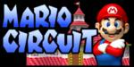 The logo for Mario Circuit, from Mario Kart Double Dash!!