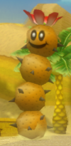 A Pokey from Mario Kart Wii