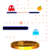 Trophy of Pac-Maze in Super Smash Bros. for Nintendo 3DS