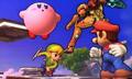 SSB4 3DS - Battle Screenshot.png