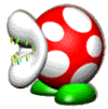 Piranha Sprout from Yoshi's Story