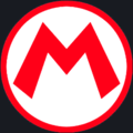MKAGPDX Mario Emblem.png