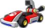 Mario's Standard Kart icon in Mario Kart Live: Home Circuit
