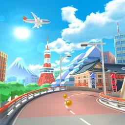 Tokyo Blur in Mario Kart Tour
