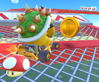 The icon of the Roy Cup challenge from the Berlin Tour in Mario Kart Tour.