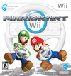 Mario Kart Wii North American box art