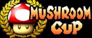 Mushroom Cup logo from Mario Kart: Double Dash!!
