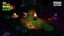 Piranha Creeper Creek after Dark from Super Mario 3D World.