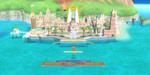 Delfino Plaza in Super Smash Bros. for Wii U