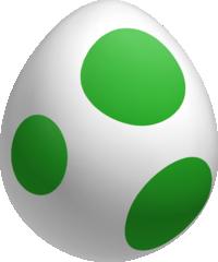 The Green Yoshi Egg