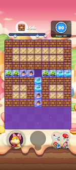 Stage 12A from Dr. Mario World